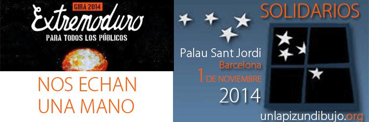 Dinamica Sant Jordi 2014